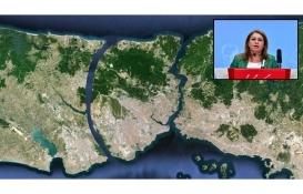 Gülizar Biçer Karaca'dan Kanal İstanbul ihalesi açıklaması!