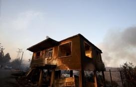 Manavgat'taki örnek ev bir ay içerisinde tamamlanacak!