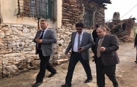 Karacasu'da tarihi ev