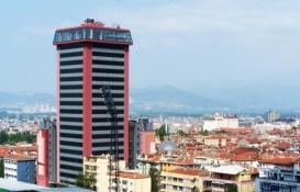 Bursa Tower Plaza yıkılıyor!
