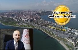 Kanal İstanbul Projesi'nde yeni detaylar açıklandı!