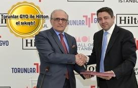 Hilton Mall Of İstanbul Otel 2020'de açılacak!