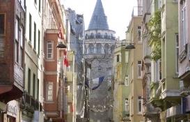 Beyoğlu Küçük Piyale Mahallesi imar planı değişikliği askıda!