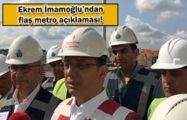 Mecidiyeköy-Mahmutbey metro hattı Ocak 2020'de açılacak!