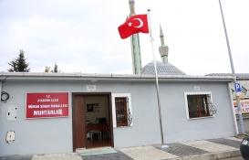 Ataşehir Mimar Sinan mahallesine yeni muhtarlık binası!