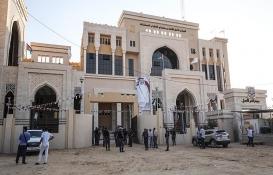 Gazze Adalet Sarayı açıldı!
