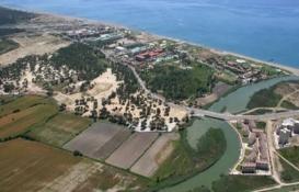 Antalya 1. Sulh Hukuk Mahkemesi'nden Aksu'da 10.2 milyon TL'ye satılık arsa!