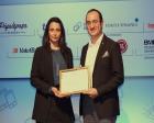 Tekzen'e Türkiye'de en çok mağazası olan yapı market ödülü!