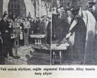 1940 yılında İnönü Stadyumu'nun temeli atılmış!