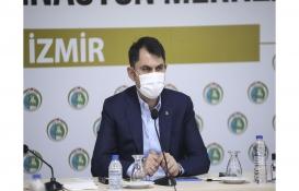 İzmir'de deprem değerlendirme ve koordinasyon toplantısı yapıldı!