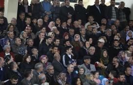 Adana Sarıçam'daki 649 konuta 7 bin 722 başvuru!