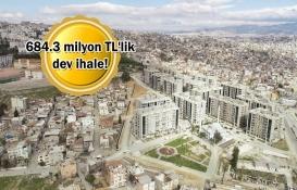 İzmir Uzundere 3'üncü etap kentsel dönüşüm ihalesi 29 Temmuz'da!