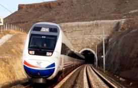 Erzincan-Trabzon Demiryolu çalışmaları başladı!