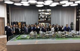 Tashkent City Gardens Residence'ı Maven Danışmanlık pazarlayacak!