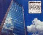 1992 yılında gökdelen iş merkezleri boş kalmış!