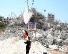 İsrail'in Gazze'de yıktığı evlerin yüzde 75'i imar edildi!