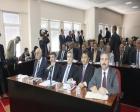 Hatay Büyükşehir Meclisi'nde 37 madde görüşüldü!