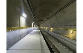 Dünyanın en uzun tünelindeTürk imzası!