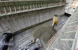 Yusufeli Barajı'nın inşaatı yüzde 60 oranında tamamlandı!