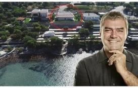 Yılmaz Özdil kaçak villadan 7.8 milyon kazanç sağladı iddiası!