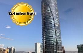Soma Holding'in Spine Tower'daki 48 ofisi satılıyor!