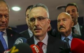 Naci Ağbal: Deprem vergileri çarçur edilmedi!