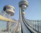 Erzurum'da atlama kulelerindeki altyapı 2016'da tamamlanacak!