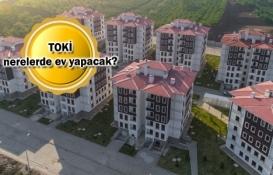 TOKİ 894 TL taksitli konut projeleri bu ilçelerde inşa edilecek!
