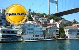 İstanbul Boğazı'ndaki arsaların değeri 670 milyar lira!