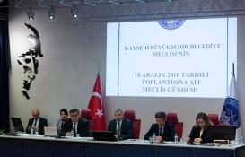 Erkilet'teki taşınmazların satışı Kayseri Büyükşehir Meclisi'nde!
