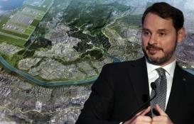 Berat Albayrak'ın Kanal İstanbul'daki arazisi 'konut+ticaret alanı' mı oldu?