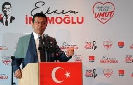 Ekrem İmamoğlu: İstanbul İmar Yönetmeliği'ni yeniden düzenleyeceğiz!