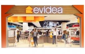 Evidea, 5 yılda 110 mağaza açmayı hedefliyor!