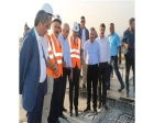 Lütfi Elvan, Mersin'deki projelerde incelemelerde bulundu!