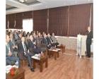 Kırklareli'de Kolektör Hattı Projesi için konferans düzenlendi!