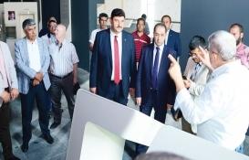 15 Temmuz Şehitleri ve Demokrasi Müzesi'nde sona yaklaşıldı!
