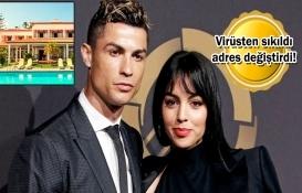 Cristiano Ronaldo, Canical'da 3 bin 500 pounda lüks villa kiraladı!
