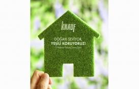 Knauf çevre yönetim sistemini inşaat sektörüyle buluşturuyor!