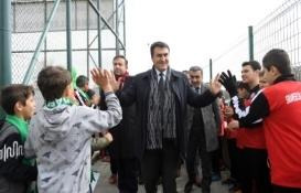 Bursa Sırameşeler Spor Tesisi açıldı!