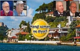 Marmara depremi tartışmaları yeniden alevlendi!