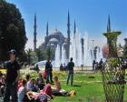 İstanbul'a 10 ayda 10,1 milyon turist!