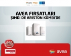 Ariston Kombi'den Avea ve TTNET kampanyası!