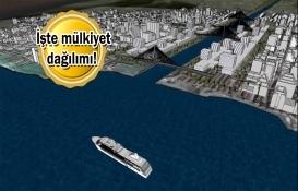 Kanal İstanbul çevresinde kimin ne kadar arazisi var?