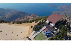 Fethiye Babadağ Teleferik Projesi'ne bakanlıktan onay!