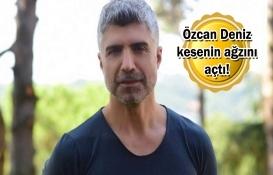 Özcan Deniz Bodrum'dan 6 milyon TL'ye ev aldı!