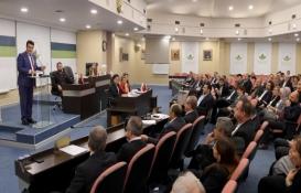 Osmangazi Belediyesi'nin 2019 bütçesi 638 milyon TL!