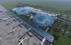 Yeni Çukurova Havalimanı böyle olacak!