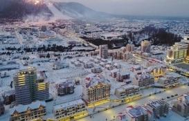 Kuzey Kore'deki ütopik şehir Samjiyon resmen açıldı!
