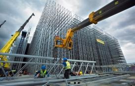 Aralık'ta 562 inşaat şirketi kuruldu!