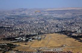 Türkiye'nin en büyük parkı Kayseri'de inşa ediliyor!